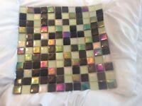 19 mosaic sheets