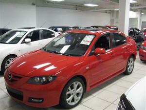 2007 Mazda MAZDA3 5SPD!!!LOADED!ROOF!ALLOYS!FULLY CERTIFIED!
