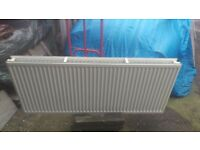 3 x Used Central Heating Radiators