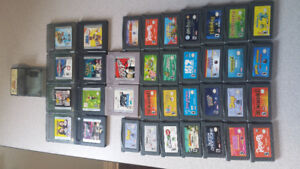 HUGE GAMEBOY LOT ! Must go today. $30 takes the lot