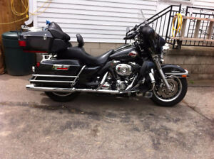 2007 Elec,Glide, Ult, classic  96ci  Up Graded to 103ci 6 Speed