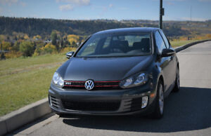 2012 Volkswagen GTI - Mint condition w/LOW kms