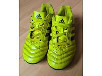 Adidas Football Boots Kid's Size UK 13K