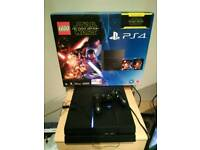 Playstation 4 Boxed Mint Condition