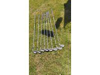 Titlist golf clubs
