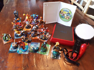 Skylanders swap force + console Wii