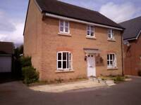 4 Bed detached House.
