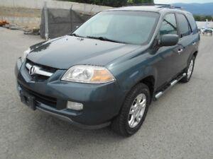 2006 Acura MDX Auto AWD 7 Passenger SUV, Crossover
