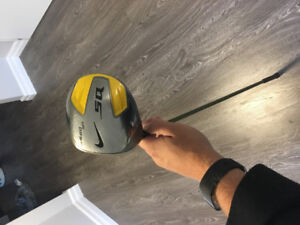 LH Nike SQ Driver with aldila stiff shaft