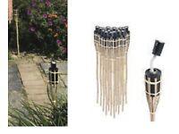 36 Bamboo Garden torches