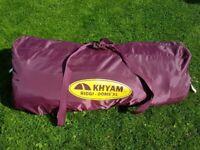 KHYAM RIDGI -DOME XL tent