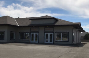 Office/Retail Space in West Lethbridge