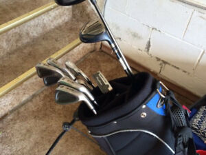 Complete Set of Quality RH Clubs!