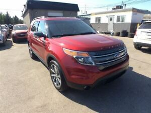 2015 Ford Explorer XLT / NAV. / SUNROOF / BU CAM
