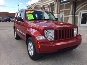 2010 Jeep Liberty Sport 4x4__WARRANTY INCLUDED