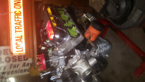 Afr small block ford 165 heads