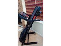 Confidence EPS heavy duty treadmill