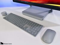 Official Microsoft Surface Bluetooth keyboard and mouse