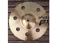 Paiste effect splash 12inch cymbal