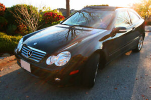2005 Mercedes-Benz C-Class EXCELANT Coupe (2 door)