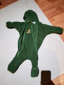 Mec Ursus fleece suit