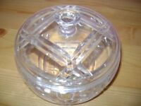 Crystal jewelery boxes