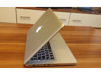 "Apple MacBook Pro 13.3"" 8GB mid 2012 320GB"