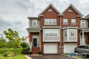 Meticulous 3 bed townhome, priced to sell! END UNIT!