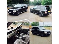 RANGE ROVER VOUGE OVERFINCH TDV6 diesel Fully Loaded limited edition autobiography drive like new