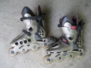 Oxygen Inline Skates Roller Blades