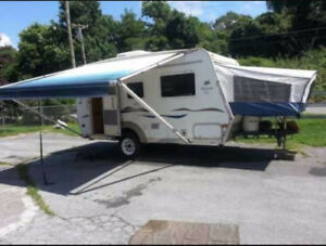 Wanted 15ft-19ft  2000 and up travel trailer