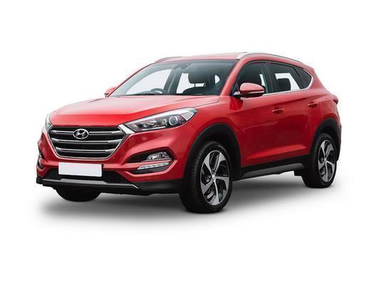 2017 Hyundai Tucson 1.6 GDi Blue Drive S 5 door 2WD Petrol Estate
