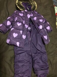 Size 1 Year Snow Suit