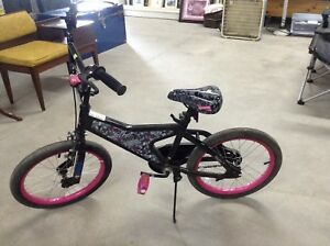 Monster high girls kids bike