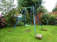 Swing Child Childrens Used Good Condition