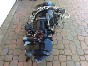 Mercury 50hp outboard motor for sale