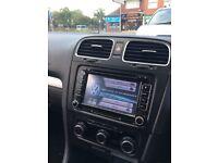 Volkswagen car stereo