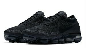 Vapormax Triple Black Size 9