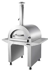 Wood Burning Pizza Oven