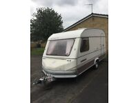 Sprite musketeer xl 4 berth with awning