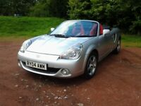 2004Toyota mr2 Roadster 6 Speed Manual gearbox