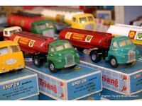 wanted triang spot on model cars and trucks