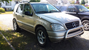 Mercedes ml320 sport