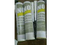 Silicone sealant removers box