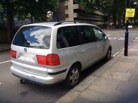 2003 Seat Alhambra 1.9 TDI SE - For Spares!