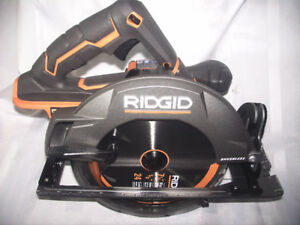 Ridgid Brushless Circular Saw