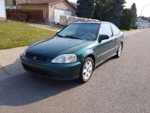 1999 Honda Civic Sig Coupe (2 door)