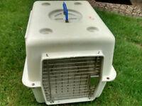 Dog or Cat Carrier Kennel