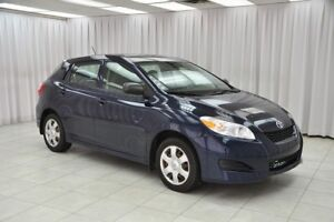2009 Toyota Matrix 1.8L 5DR HATCH w/ A/C, POWER W/L/M, AUX PORT