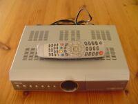 ***Maxx 1000 lan digital satellite receiver***